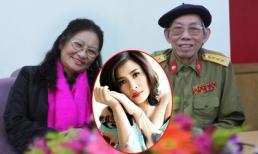 Những gia đình nghệ thuật tiếng tăm của showbiz Việt
