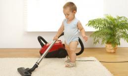 Cách kiểm soát những tác nhân gây dị ứng cho bé trong nhà