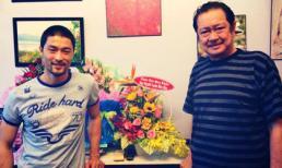 Johnny Trí Nguyễn đến thăm Chánh Tín dù bị giận và không muốn hợp tác