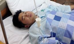 Ca sỹ Lâm Vũ nhập viện cấp cứu