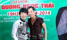 """Dàn sao """"khủng"""" tham gia live show kỷ niệm 10 năm của Dương Ngọc Thái"""