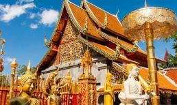 """Chiang Mai """"đóa hồng phương Bắc"""" ở Thái Lan"""