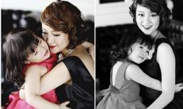 4 cặp mẹ con có gu thời trang sành điệu của Vbiz