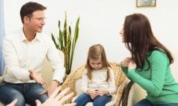 Để con không thấy tổn thương khi cha mẹ ly hôn