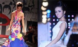 Những tình huống bi hài trên catwalk mẫu Việt