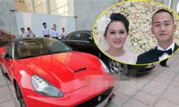 'Bóc giá' những xế hộp tiền tỷ trong lễ cưới của các sao Việt
