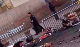 Hơn 50 người bị thương trong vụ nổ nhà ga ở Trung Quốc