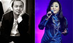 Nhạc sĩ Quốc Trung cùng danh ca hải ngoại Hương Lan