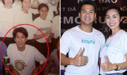 Lộ ảnh thời đi học ngây ngô của em chồng Hà Tăng, Phillip Nguyễn