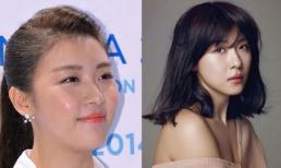 Ha Ji Won trẻ nhưng mặt ngày càng thiếu tự nhiên ở tuổi 36