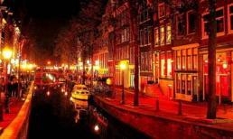 'Phố đèn đỏ' phóng khoáng của Hà Lan