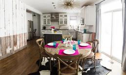 Cải tạo căn bếp cổ lỗ thành không gian tiện nghi và cuốn hút