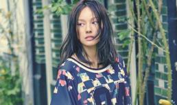Lee Hyori khoe vẻ đẹp hoang dại trên phố