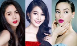 Chấm điểm mỹ nhân Việt với những cặp lông mày đặc trưng