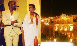 Kim Kardashian cực gợi cảm trong buổi tiệc mừng xa hoa trước đám cưới