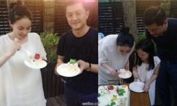 Lý Á Bằng, Vương Phi hội ngộ trong tiệc sinh nhật của con gái