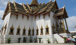 Đi lạc trong Hoàng cung Thái Lan