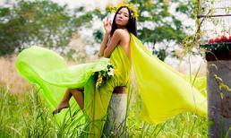 Lại Thanh Hương đẹp cuốn hút trong bộ ảnh mới