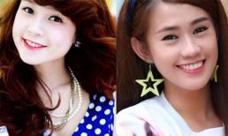 Ngã rẽ khác nhau của các cặp hot girl bằng tuổi
