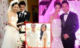 Ngọc nữ showbiz kết hôn với thiếu gia nhà giàu