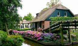 Ngôi làng không đường đi ở Hà Lan