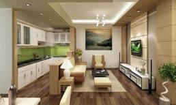 Thiết kế hoàn hảo cho nhà chung cư nhỏ hẹp