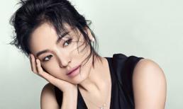 Song Hye Kyo khoe vẻ đẹp mơ màng với trang sức