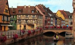 17 thành phố rực rỡ sắc màu mà bạn muốn thăm ngay lập tức
