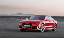 Audi công bố RS7 Sportback bản nâng cấp