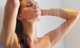 5 thời điểm không nên tắm gội