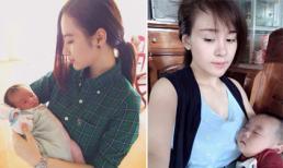 Bà Tưng và Angela Phương Trinh: Ai ra dáng làm mẹ hơn?