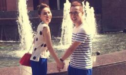 Quỳnh Thư khoe ảnh tung tăng đi du lịch cùng bạn trai như cặp