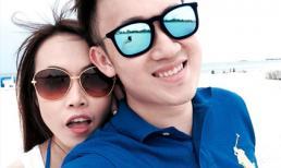 Dương Triệu Vũ cùng em gái Hoài Linh đón World Cup trên biển Miami