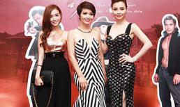 Mai Thu Huyền diện váy đẹp gợi cảm ra mắt phim đồng tính