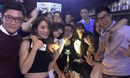 Hot girl Việt đi đâu, làm gì trong đêm đón năm mới 2015?