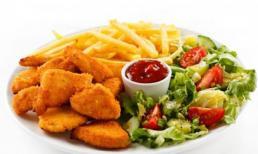 Top thực phẩm hàng đầu dễ gây ung thư dạ dày