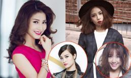 Những gương mặt nữ hứa hẹn của showbiz Việt 2015