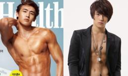 Những sao Hàn khiến fans 'giật mình' khi khoe thân hình cơ bắp