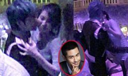 Trịnh Gia Dĩnh bị bắt quả tang đang tình tứ gái lạ trong bar