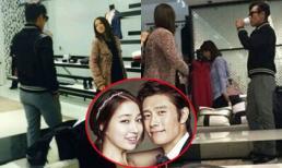 Lee Byung Hun vẫn vi vu đi du lịch mặc scandal lộ tin nhắn 'nhạy cảm'
