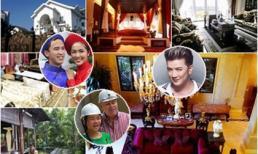 Choáng ngợp trước 6 căn biệt thự triệu đô của sao Việt