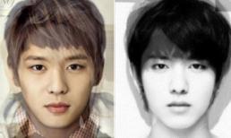 Vẻ đẹp lạ khi 'lai' các Idol trong một nhóm nhạc Hàn