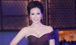 Hoa hậu Thu Hoài diện trang sức 7 tỷ dự sự kiện
