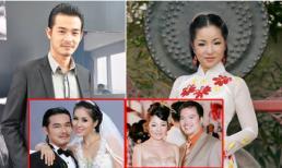 Muôn kiểu kết thúc chuyện tình của các cặp đôi sao Việt