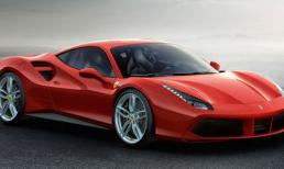 Ferrari giới thiệu siêu xe 488 GTB hoàn toàn mới
