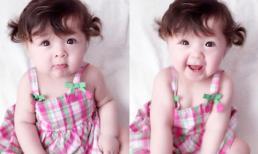 Cadie 'hóa' Xuka với hai bím tóc cực yêu