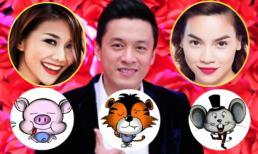Bạn may mắn như sao Việt nào trong năm mới 2015?