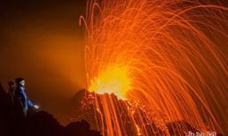 Chiêm ngưỡng loạt ảnh đẹp về núi lửa Piton de la Fournaise