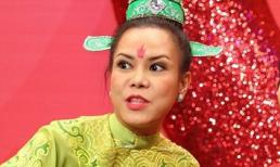 Việt Hương bỏ show tại Mỹ để tham gia Táo quân 2015