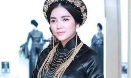 Lý Nhã Kỳ sẽ diện áo dài phong cách Hoàng hậu Nam Phương tới Pháp